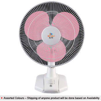 Portable Fans, Fans, Home Appliances, Ezone, Bajaj, Bajaj Elite Table Fan ,  ,  , 1 Year