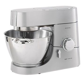 Kenwood KM 010 Kitchen Machine - Titanium Food Pro