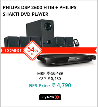 PHILIPS-DSP-2600-HTIB-+-PHILIPS-SHAKTI-DVD-PLAYER