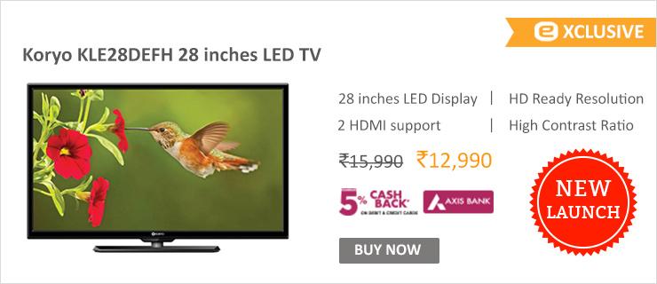 Sansui SJX32HB LED TV