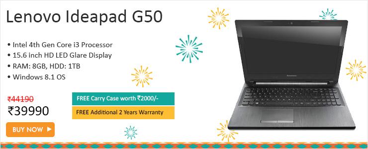 Lenovo Ideapad G50
