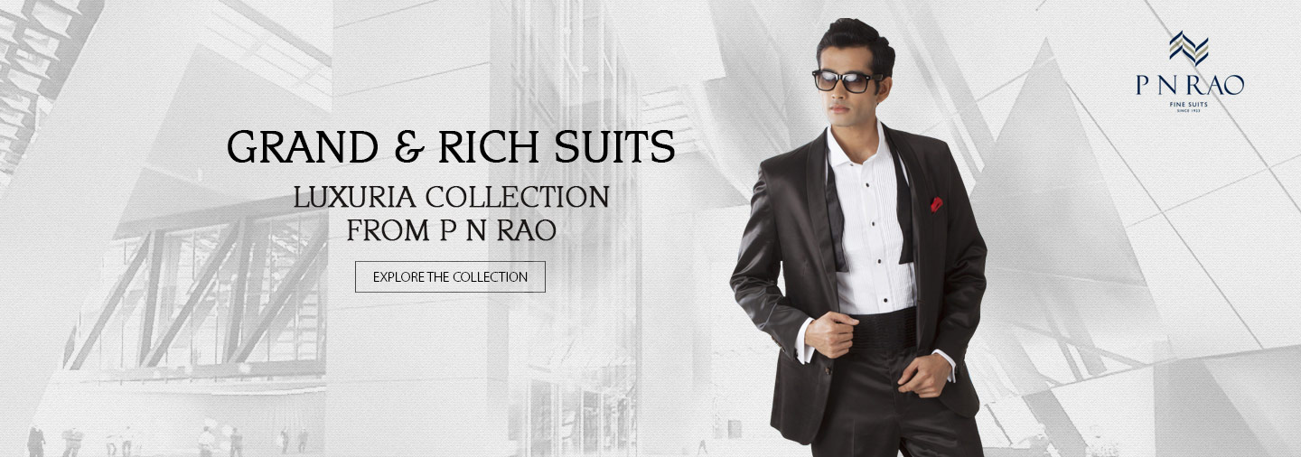 Luxurious Rich Suits collection for Men