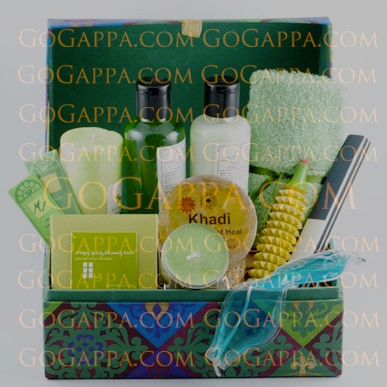 Spa, GoGappa, Ultimate Relax Spa Hamper