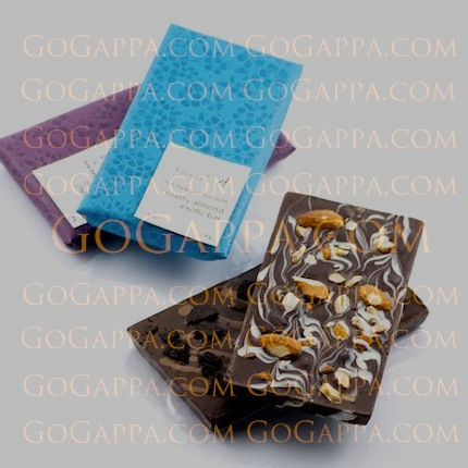 Exotic Artisanal Birthday Chocolates Bars