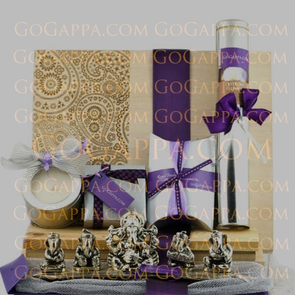 exotic givings gift hamper