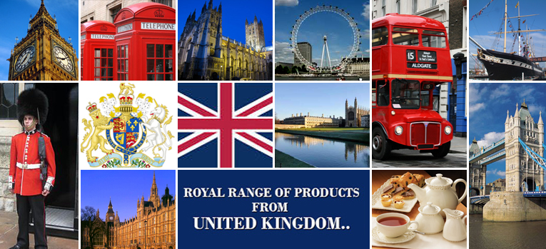 Shop from UK