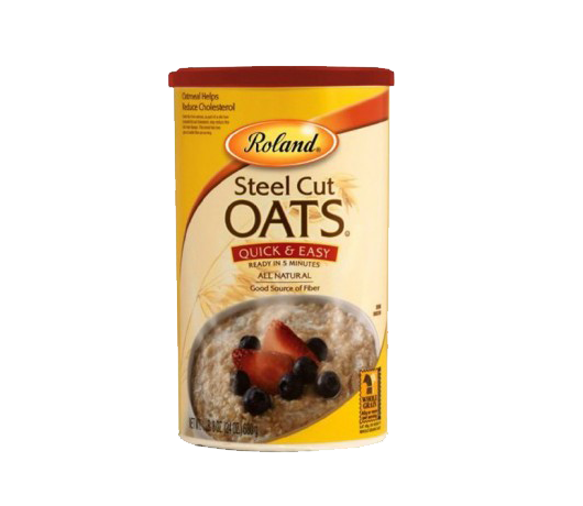 Breakfast Cereals/Bars, Pasta, Noodles & International Grocery, Home, Others, Oats - Steel Cut Quick & Easy - 680G - Roland ,  ,  ,