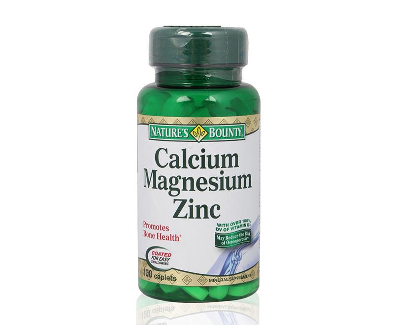 Nature S Bounty Calcium Magnesium Zinc Review