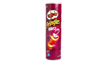 PRINGLES BARBEQUE 181G