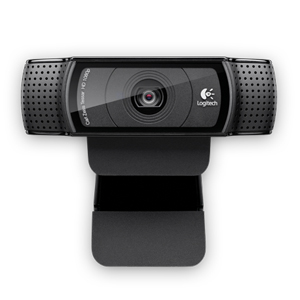 Laptop Webcams, Laptop, Main Products, Logitech, Logitech HD Pro Webcam C920
