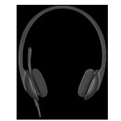 Headsets,Logitech,Logitech USB Headset H340