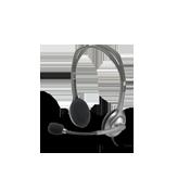 Headsets,Logitech,Logitech Headset H110