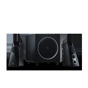 PC Speakers,Logitech,Logitech Speaker System Z523
