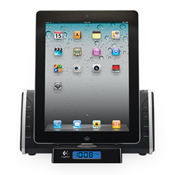 Tablet & Mobile Speakers,Logitech,Logitech Bedside Dock for iPad