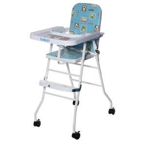 SB-4217W High Chair (Green)
