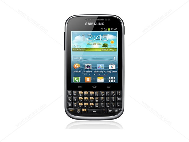 Smartphones, Mobile Phones and Accessories, Samsung, Samsung Galaxy Chat B5330 Cell Phone (Black)