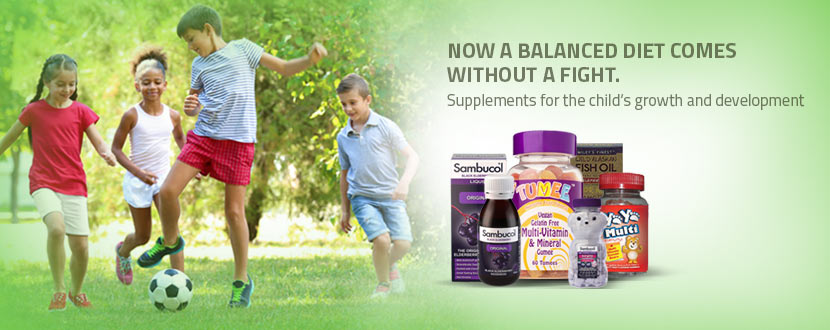 All Kid's Supplements