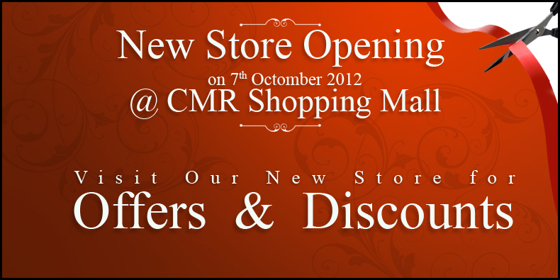 Grand Opening of Our New Store