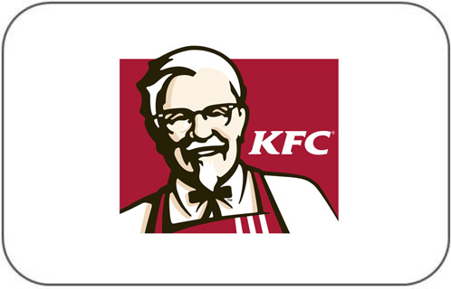 restaurants kfc gift voucher