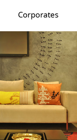 zeba, corporate designing, décor, furnishing