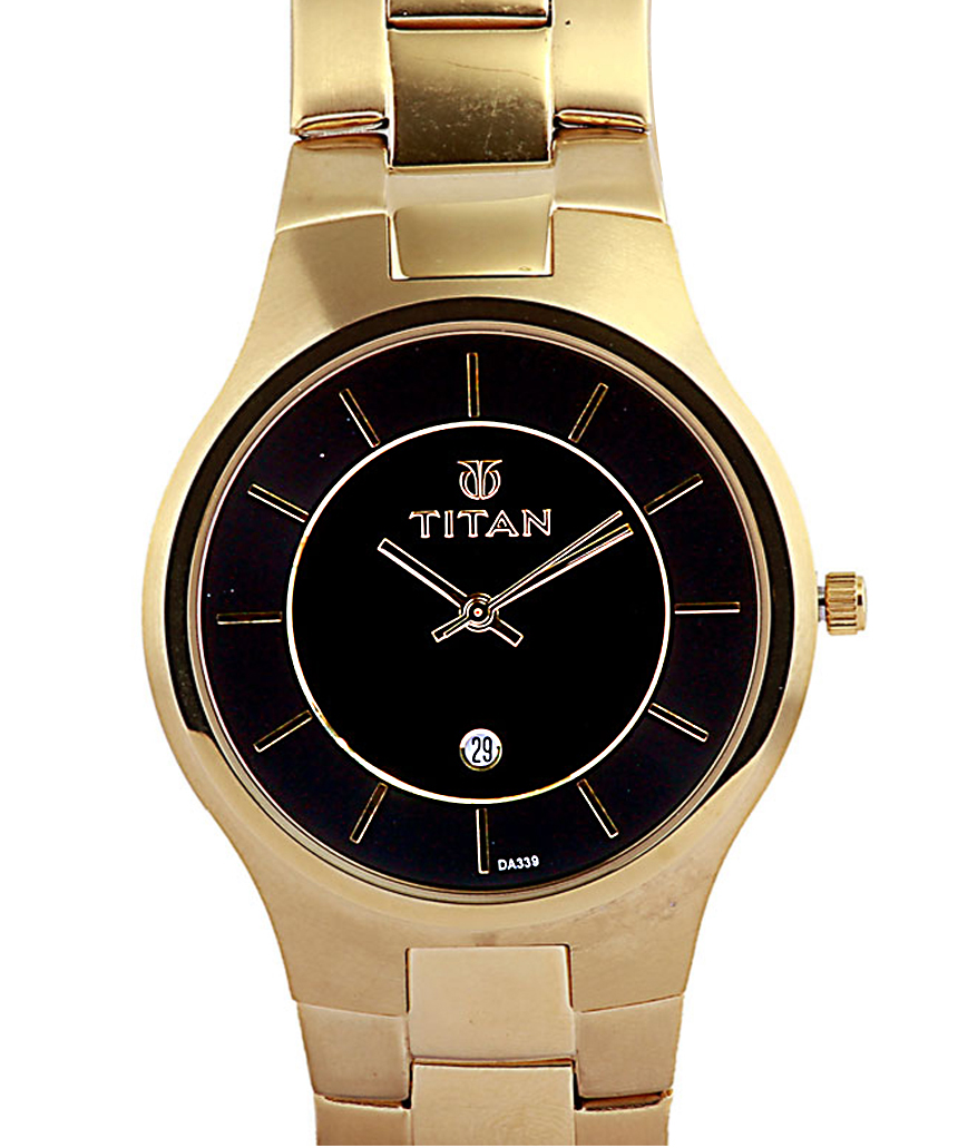 Titan BD Watches Price