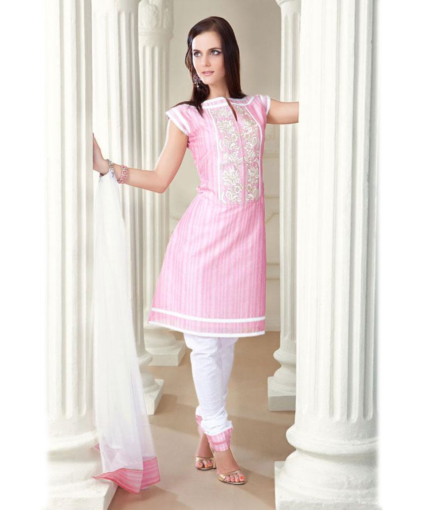 Light Pink Dresses For Women