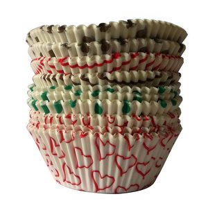Cupcake Liners, Baking Shelf, Sains Market, Assorted Cupcake Liners (100 Cups)