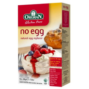Baking Flours, Baking Shelf, Orgran, Natural Egg Replacer (200g)