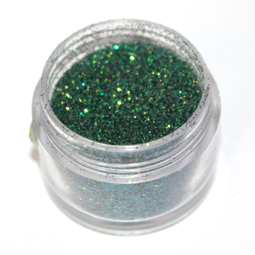 Cake Decoration,Sprinkles N More,Holographic Green Disco Dust (5g)