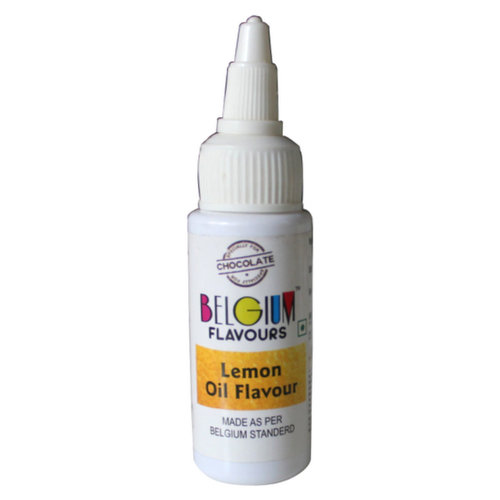 Extracts & Flavoring Oils,Bakersville,Lemon Oil Flavoring (750 drops)