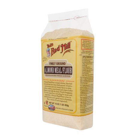 Baking Flours,Bobs Red Mill,Gluten Free Almond Flour/ Meal (453g)
