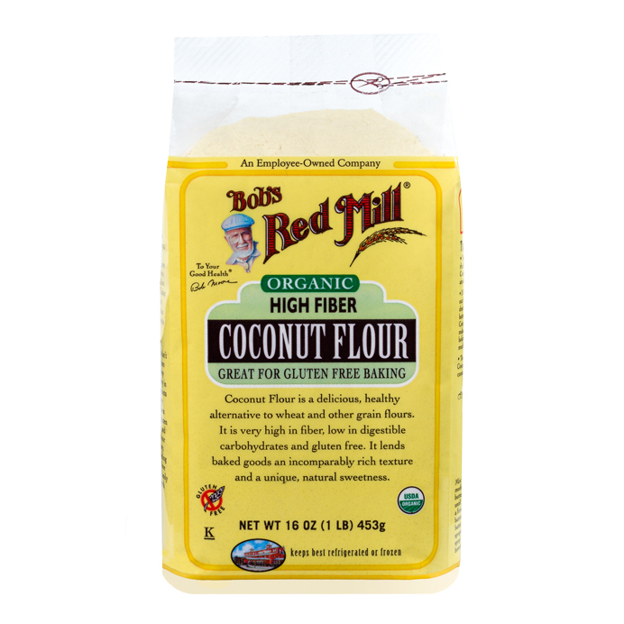 Baking Flours,Bobs Red Mill,Organic Coconut Flour (453g)