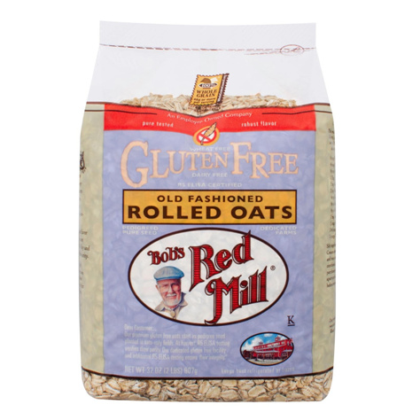 Bobs Red Mill Rolled Oats (970g) / Small Image