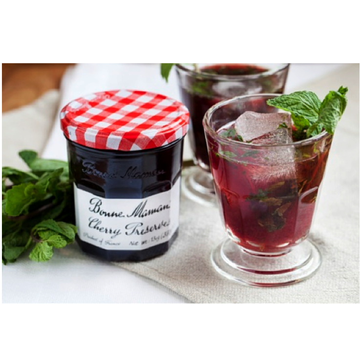 Jams And Preserves,Bonne Maman,Cherry Preserve (370g)
