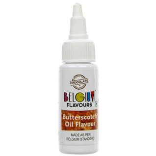 Extracts & Flavoring Oils,Belgium Flavours,Butterscotch Oil Flavour (25ml)
