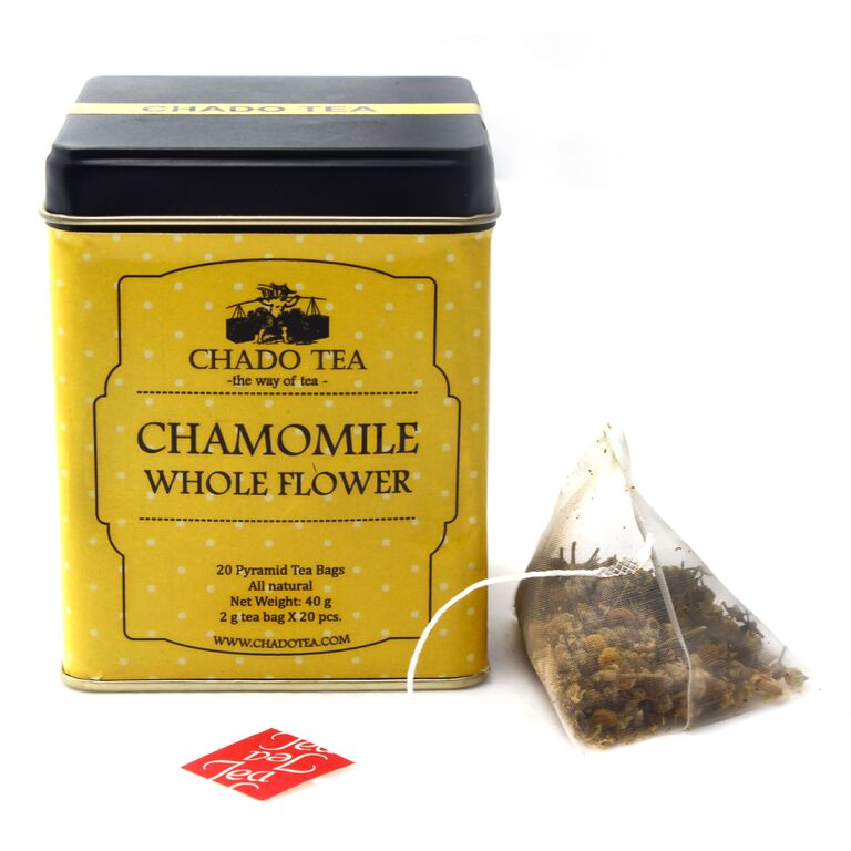 Chamomile Flowers Whole PTB (40g) / Small Image