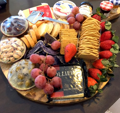 Cheese Board Gourmet Small Image