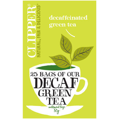 Decaffeinated Green Tea (50g) small image