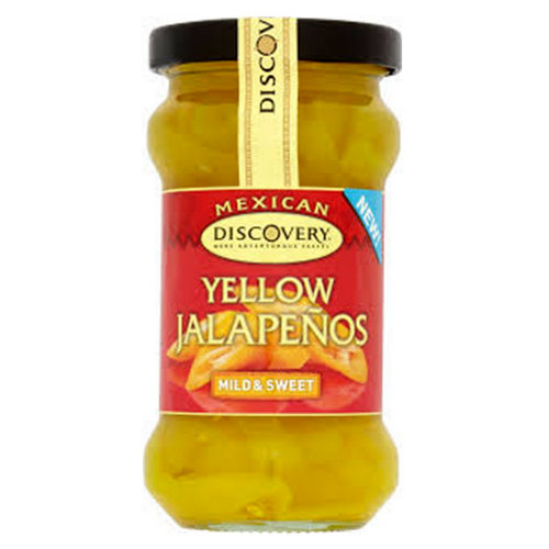 Mexican,Discovery,Yellow Jalapenos (200g)