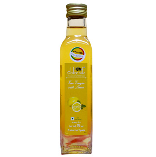 Olive Oils And Vinegars,Dolce Vita,Dolce Vita Vinegar With Lemon (250ml)
