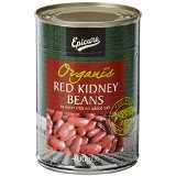 Mexican,Epicure,Epicure Organic Red Kidney Beans (400g)