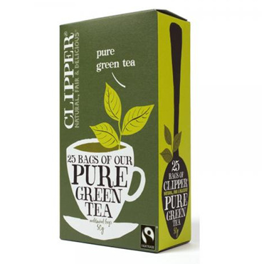 Fairtrade Pure Green Tea (50g) small image