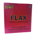 Seeds,Green Heart,Roasted Flax Seeds (200g)