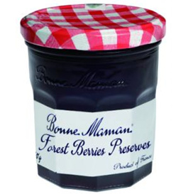Jams And Preserves,Bonne Maman,Forest Berries Preserve (370g)