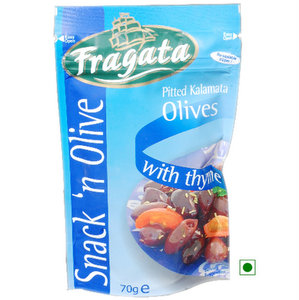 Olives,Fragata,Fragata Olives with a Touch of Greece (70g)