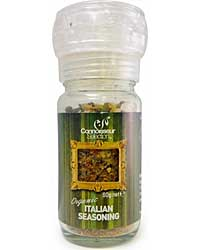 Spices & Seasonings,Connoisseur Selection,Italian Seasoning (Adjustable Grinder Cap) (45g)