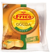 Cheese,Frico,Mild Gouda Wedge (295g)