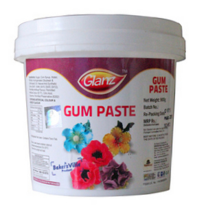 Miscellaneous Ingredients,Bakersville,Vizyon Gum Paste (900g)