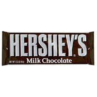 Chocolates,Hershey's,Hershey's Milk Chocolate (198g)