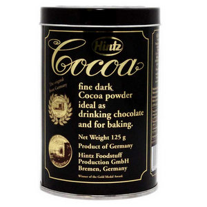 Miscellaneous Ingredients,Hintz,Hintz Cocoa Powder (125g)
